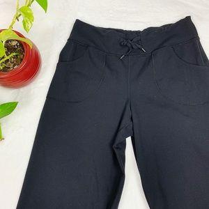 Lululemon | Wide Leg Black Pants